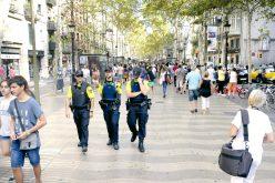 Barcelończycy walczą zgangami