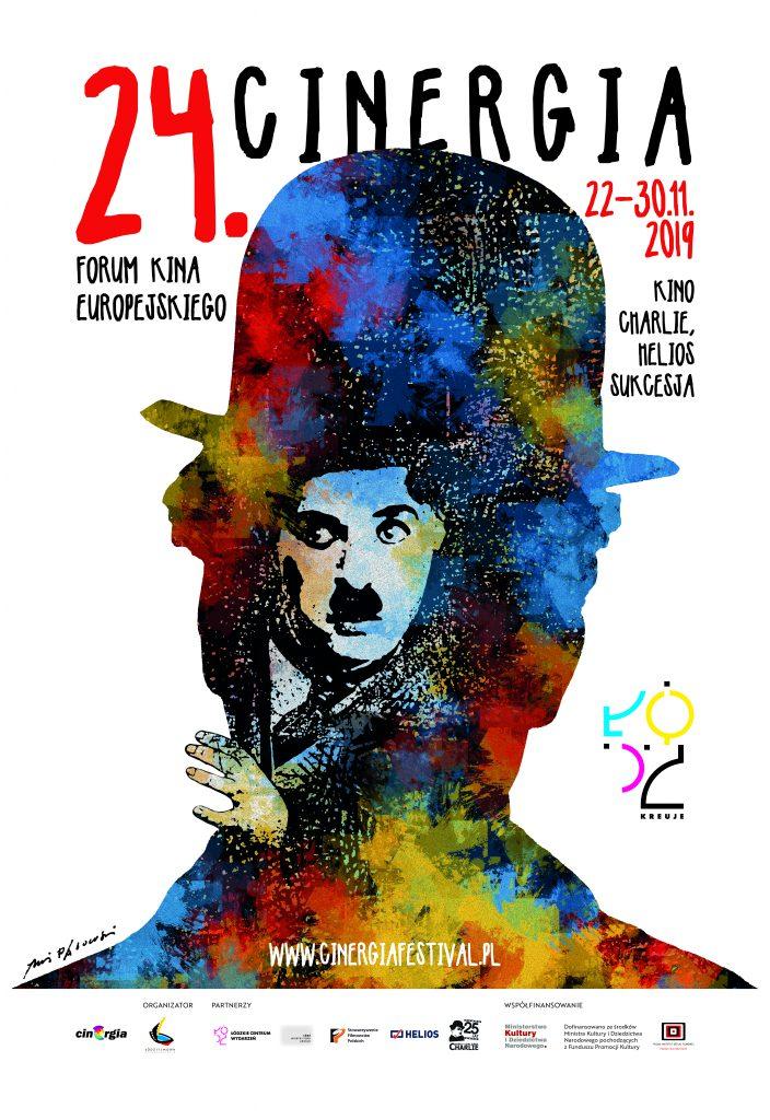 Materiały promocyjne festiwalu Cinergia