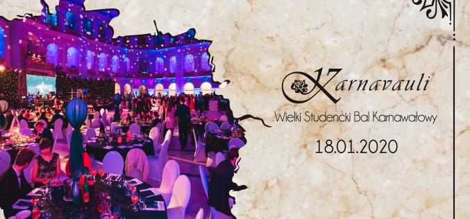 Wielki Studencki Bal Karnawałowy Karnavauli 2020