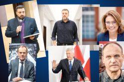 Polityczne wzloty, upadki, nadzieje irozczarowania roku 2019