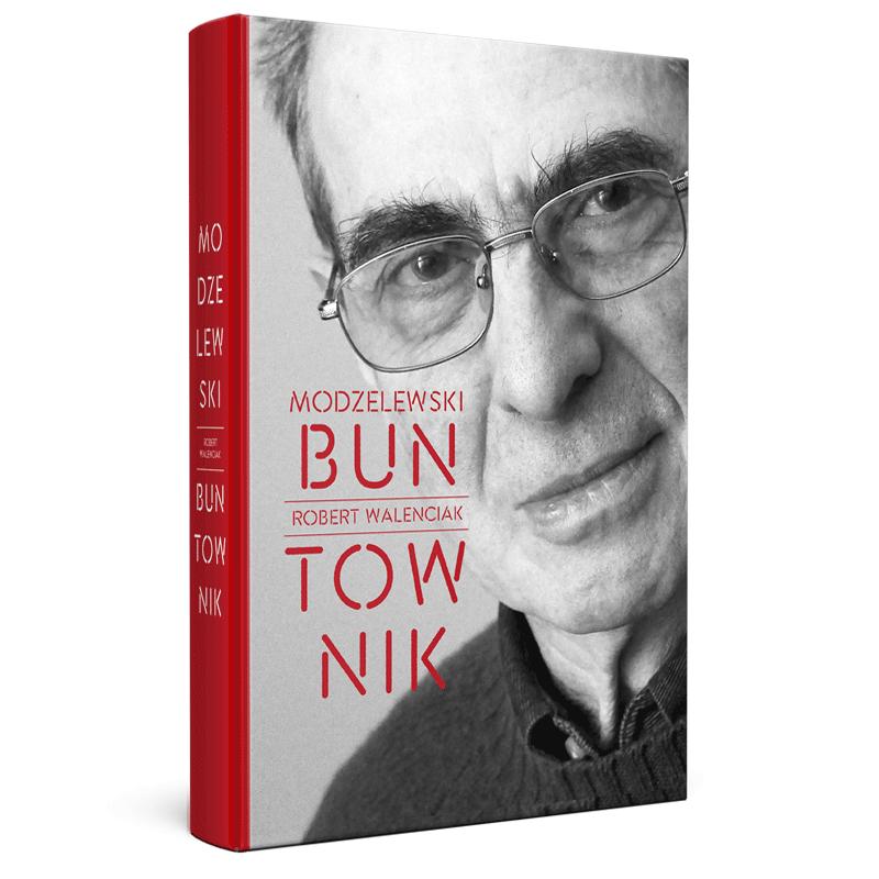 "Okładka książki ""Buntownik"""