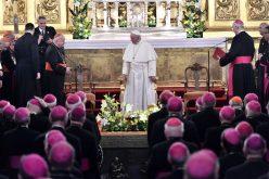 Antyklerykał Franciszek