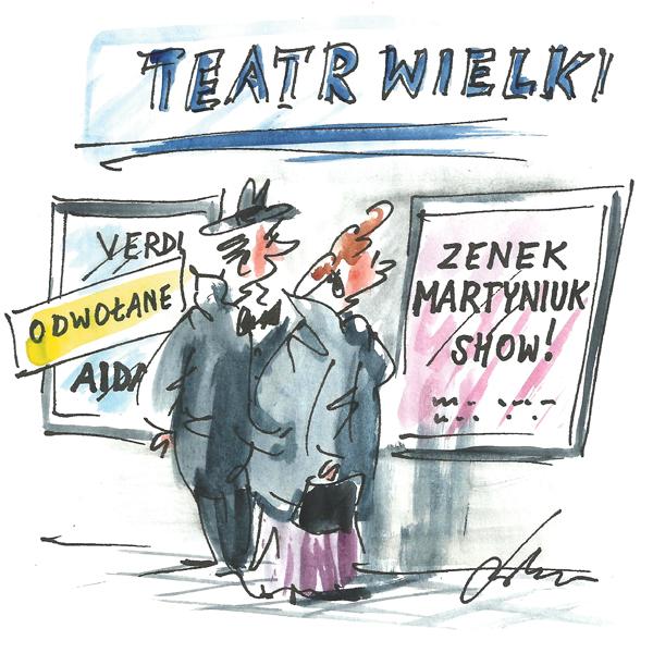 Rysunek G. Bąkowskiego z nr 3/2020