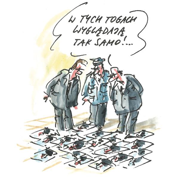 Rysunek G. Bąkowskiego z nr 4/2020