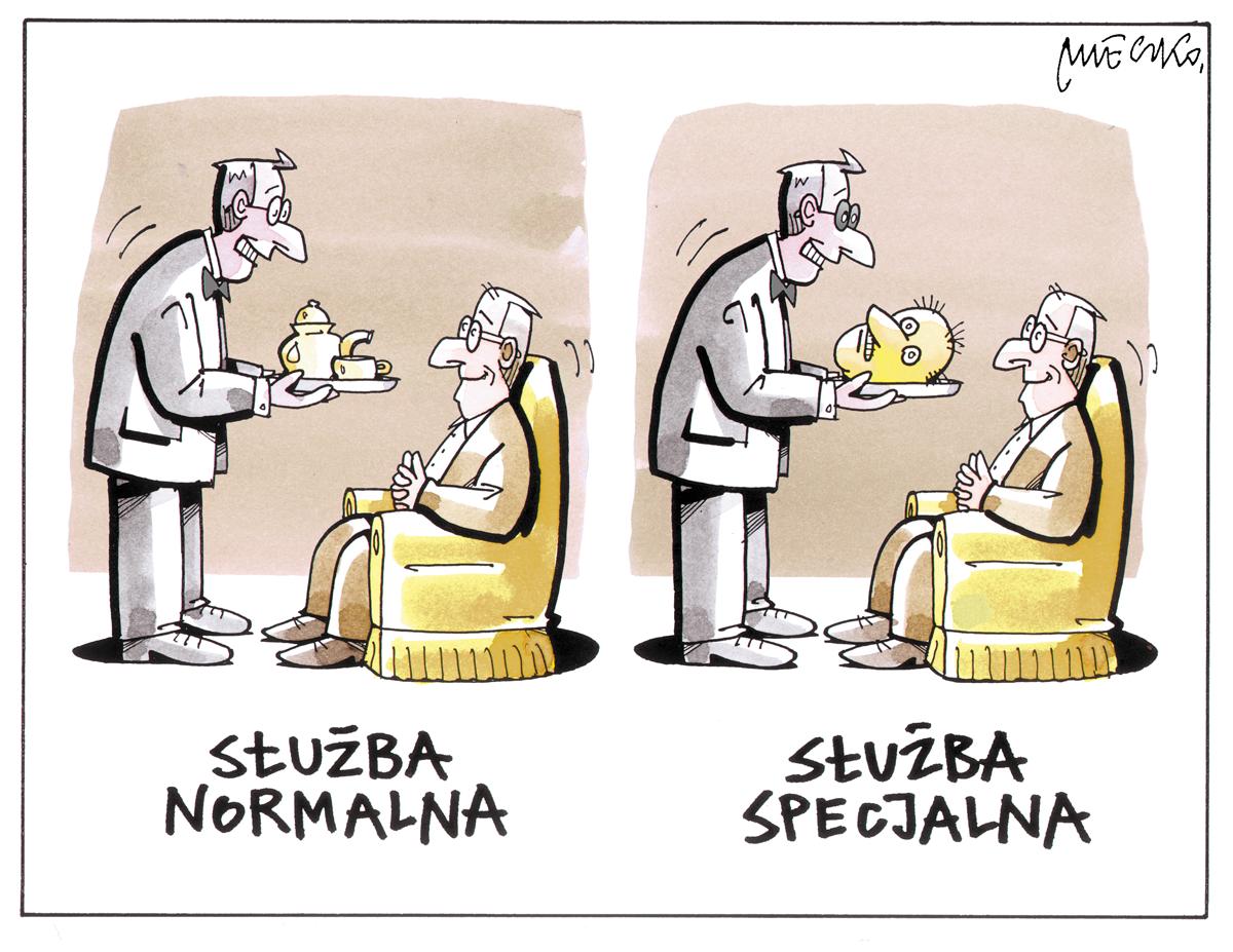 Rysunek A. Mleczki z PRZEGLĄDU nr 9/2020