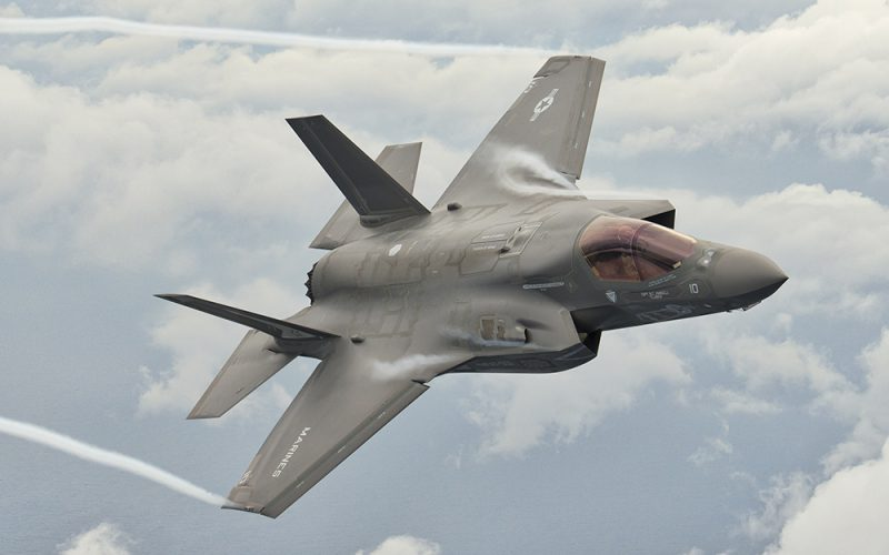 """F-35 – """"niewidzialny"""" samolot iwidzialne problemy"""