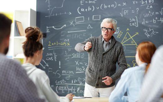 Skąd wziąć nauczyciela?