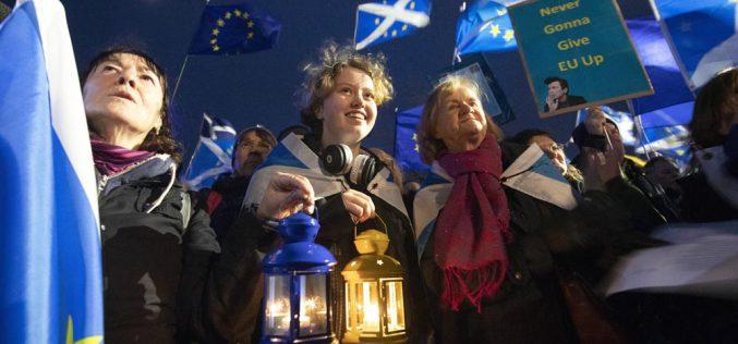 Szkocki apetyt naUnię Europejską