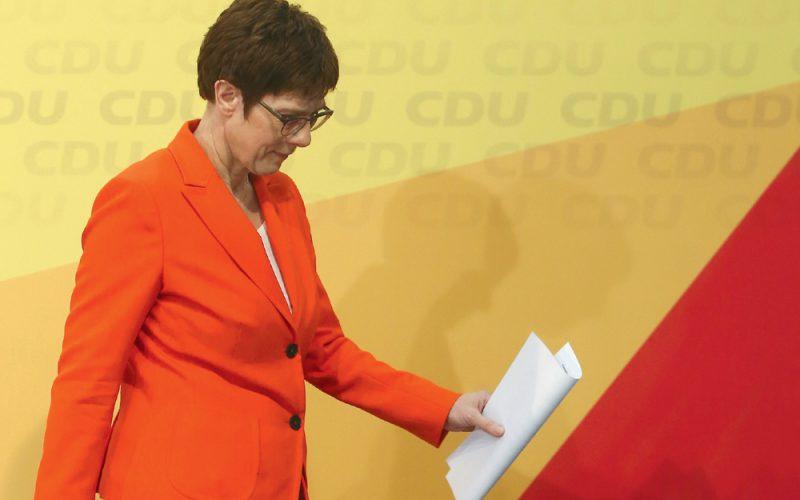 Zmierzch niemieckiej chadecji