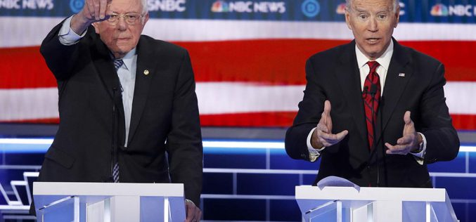 Bernie iBiden, czyli walka oduszę demokratów