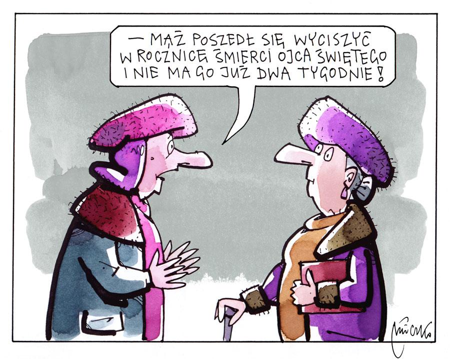 Rysunek A. Mleczki z PRZEGLĄDU nr 15/2020