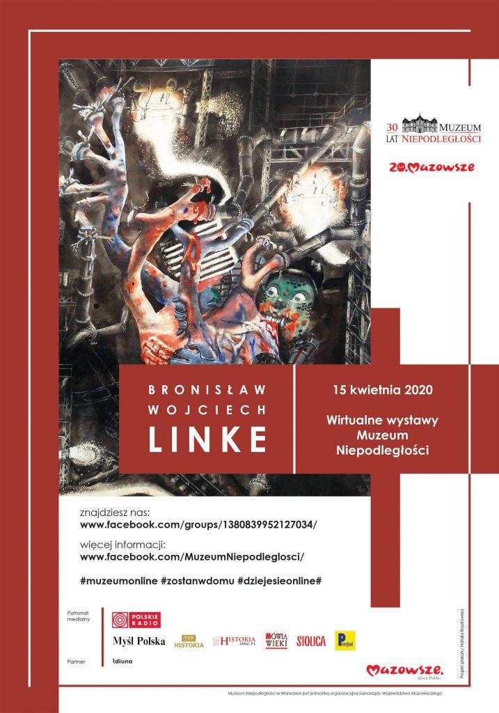 Wystawa prac Bronisława Wojciecha Linkego