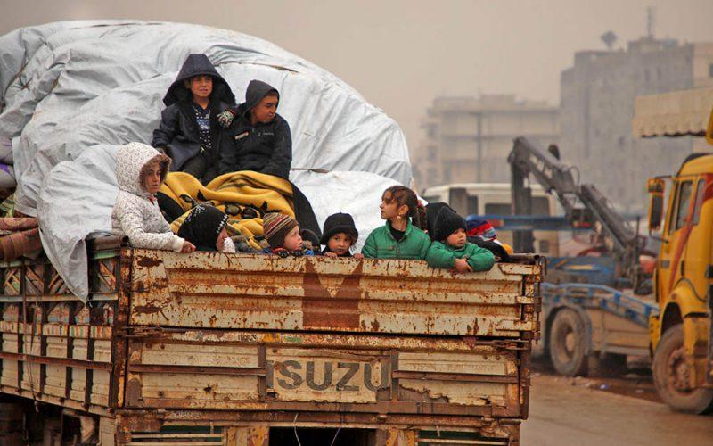 Bliskowschodnia spirala kłopotów