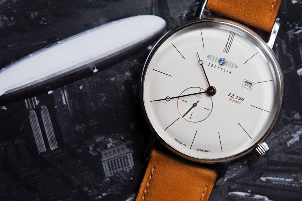 Zegarek marki Zeppelin