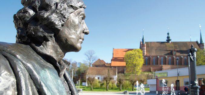 Miasto Kopernika wcieniu epidemii