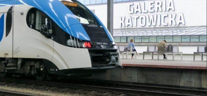 Podróż pociągiem wstanie pandemii