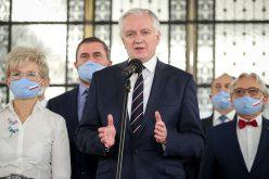 Gowin kontra Kaczyński: kruchy rozejm