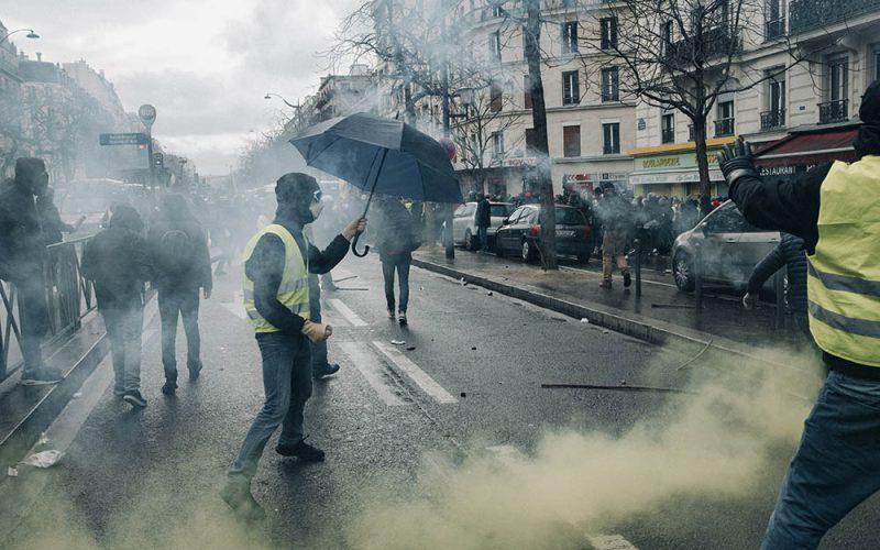 Paryż nabeczce prochu