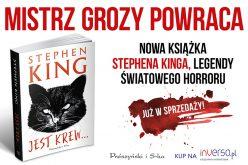Nowa książka Stephena Kinga