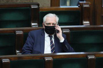 Co dla polskiej sceny politycznej mogą oznaczać tarcia wpartii Jarosława Gowina?