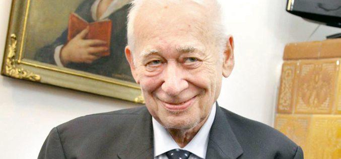 Jan Woleński – filozof aktywny