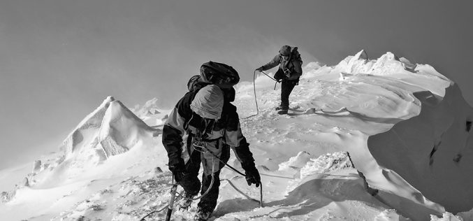 Pustelnik – himalajski ratownik