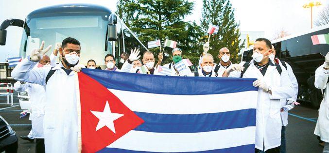 Ameryko! Zawieś blokadę gospodarczą Kuby