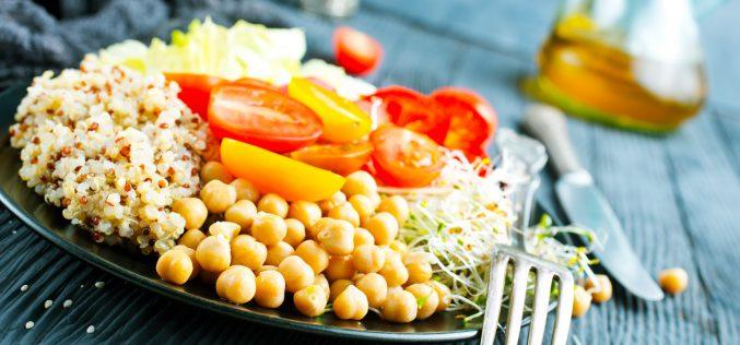 Produkty wegańskie potrzebne doprzygotowania zbilansowanych posiłków!