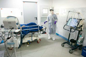 Chaos wszpitalach