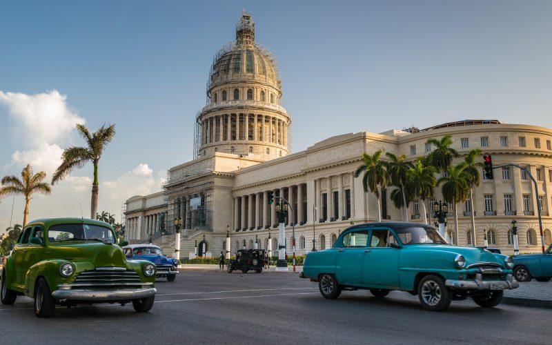 Pięć wieków Hawany