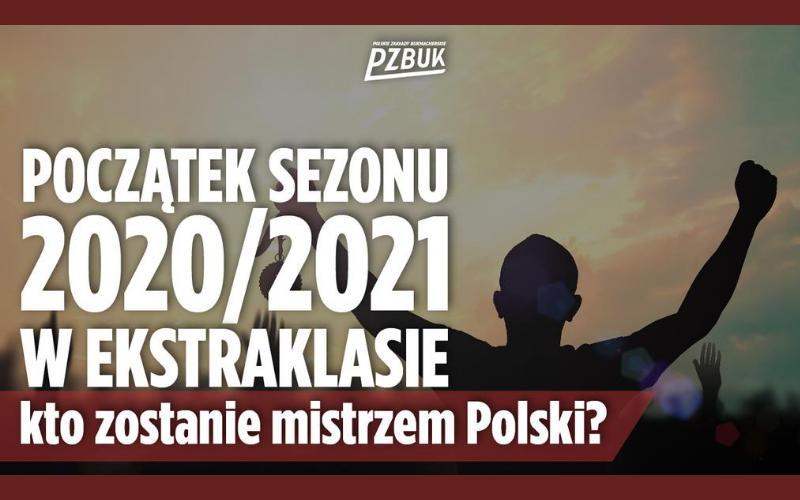 Początek sezonu 2020/2021 wEkstraklasie – kto zostanie mistrzem Polski?