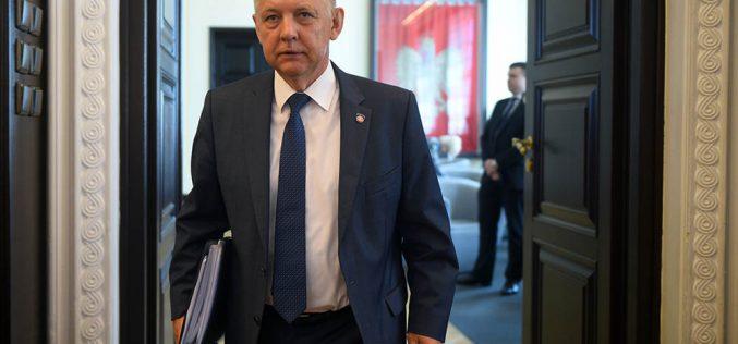 """""""Pancerny Marian"""" nieboi się Kaczyńskiego"""