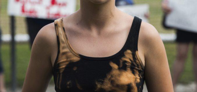 Protesty mają twarz kobiety