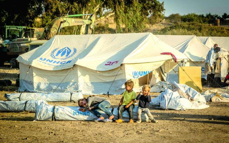 Dzień zżycia uchodźcy