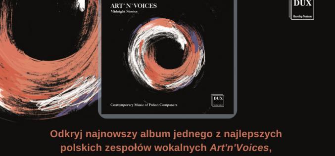Głosy nocy śpiewane przezArt'n'Voices