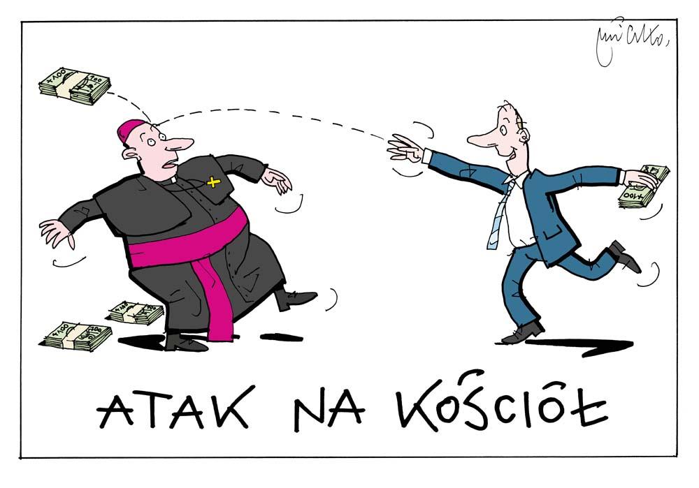 Rysunek A. Mleczki z PRZEGLĄDU nr 48/2020