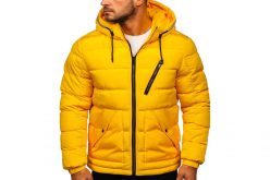 Te kolory pikowanych kurtek męskich świetnie sprawdzą się wtym sezonie jesienno-zimowym