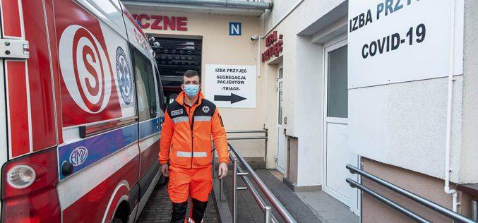 Dramat wszpitalach powiatowych