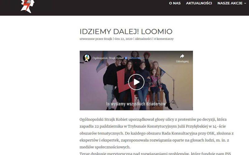 Zulicy naLoomio