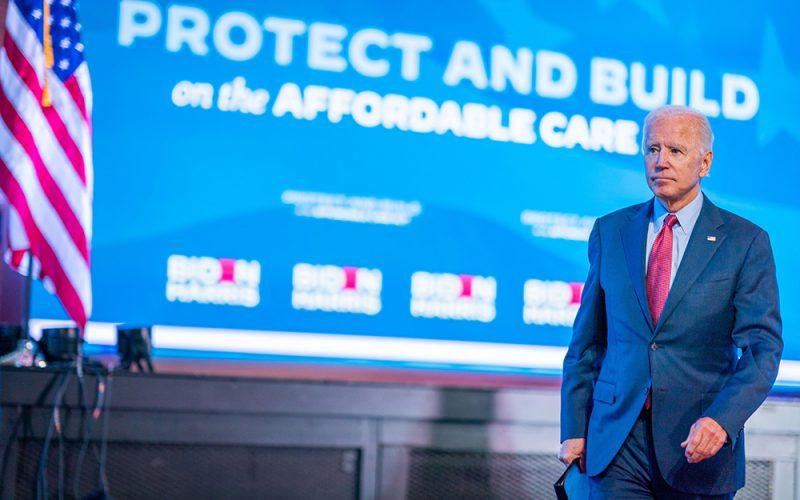 Joe Biden: zaprzysiężenie inne niż wszystkie
