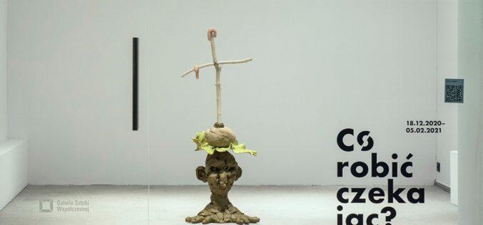 Policja wGalerii Sztuki Współczesnej