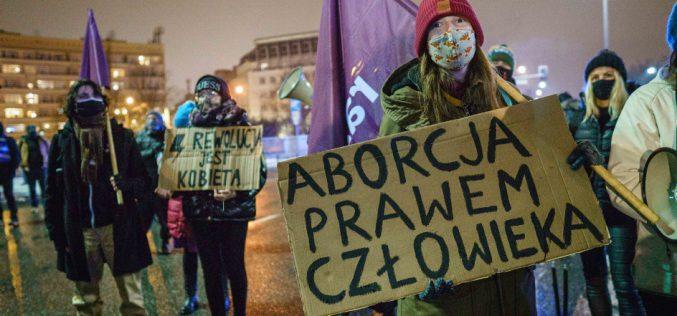Koniec zhandlowaniem prawami kobiet