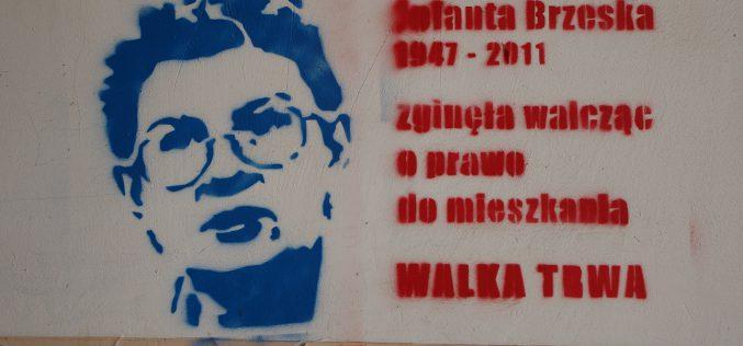 Wojna wSejmie 10 lat pośmierci Brzeskiej