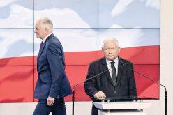 Kaczyński-Gowin: imperium kontratakuje