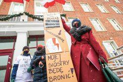 Dyrektorka szkoły wTczewie odpowie zaStrajk Kobiet