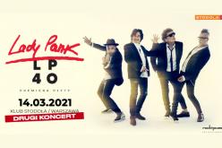 """Lady Pank zagra dodatkowy koncert promujący album """"LP 40""""!"""