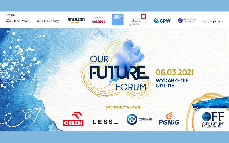 Rusza Our Future Forum – konferencja oedukacji młodych Polaków