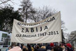 Pytamy: Kto jest odpowiedzialny zaśmierć Jolanty Brzeskiej?