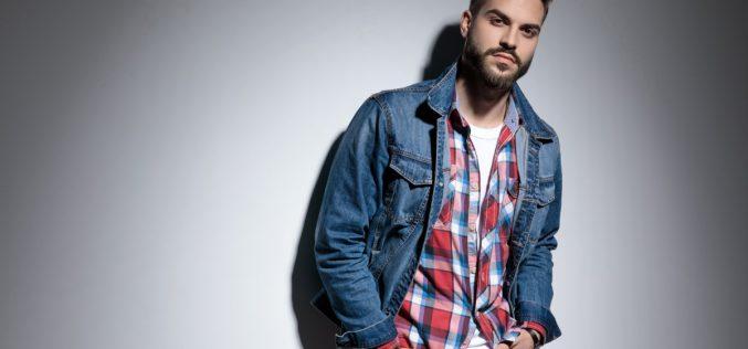 Kurtka jeansowa – modowy must have każdego faceta