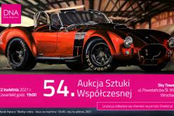54. Aukcja Sztuki Współczesnej